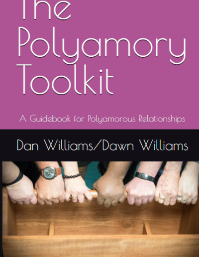 polyamory toolkit book cover