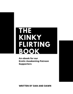 Kinky Flirting Book cover