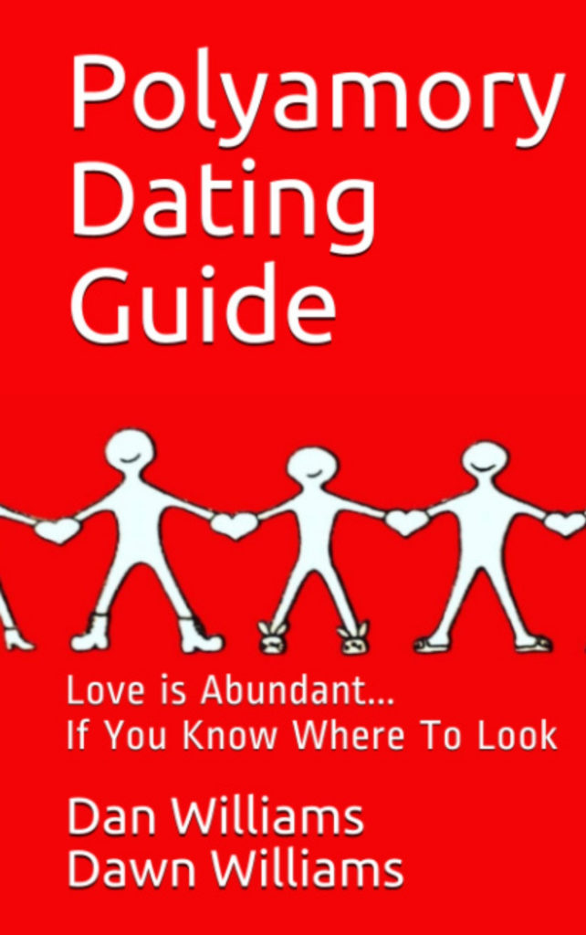 polyamory dating guide book cover