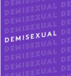 New Relationship Energy …or lack thereof…aka DemiSexual