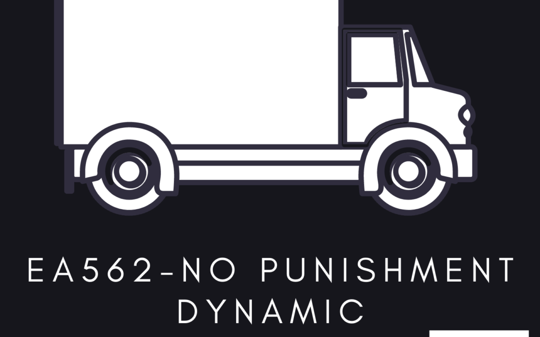 EA562 – No Punishment Dynamic