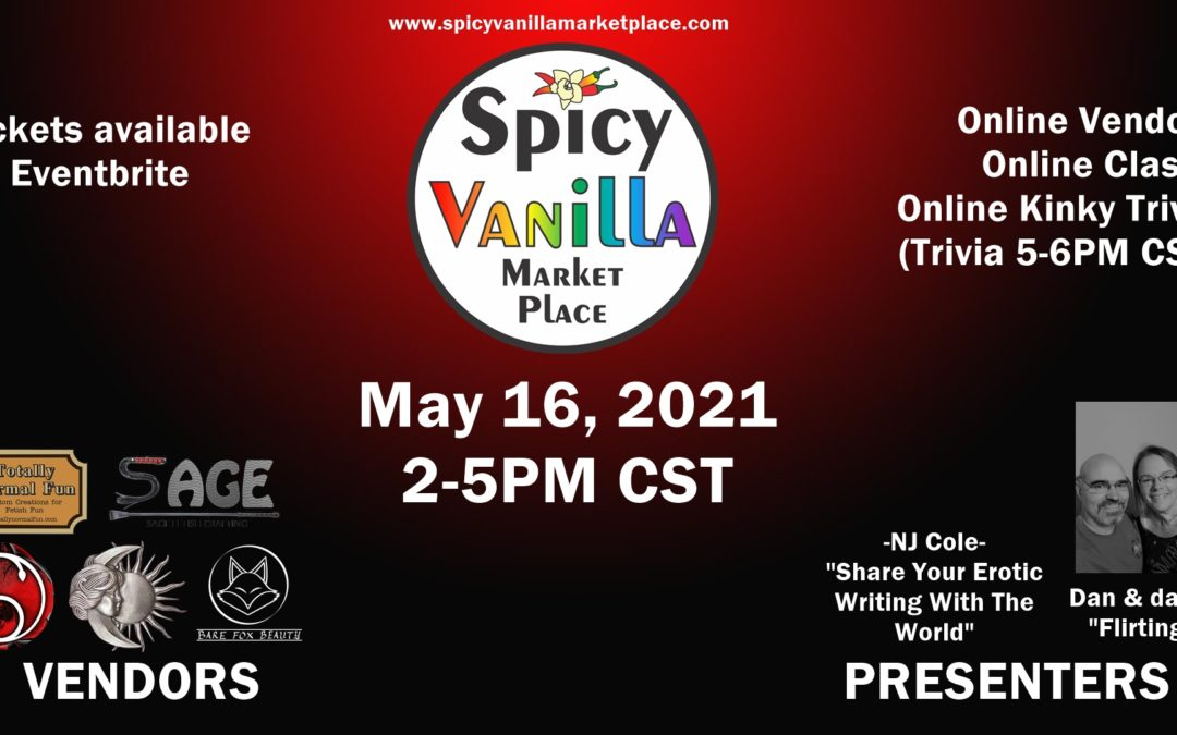 Spicy Vanilla Market Place