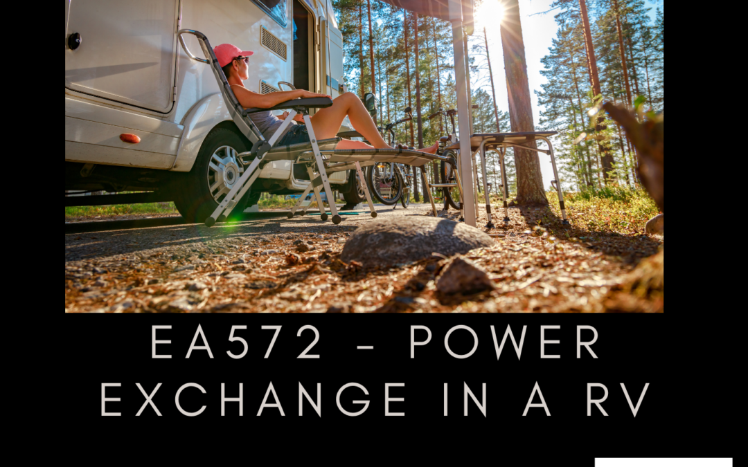 EA572 – Power Exchange In a RV