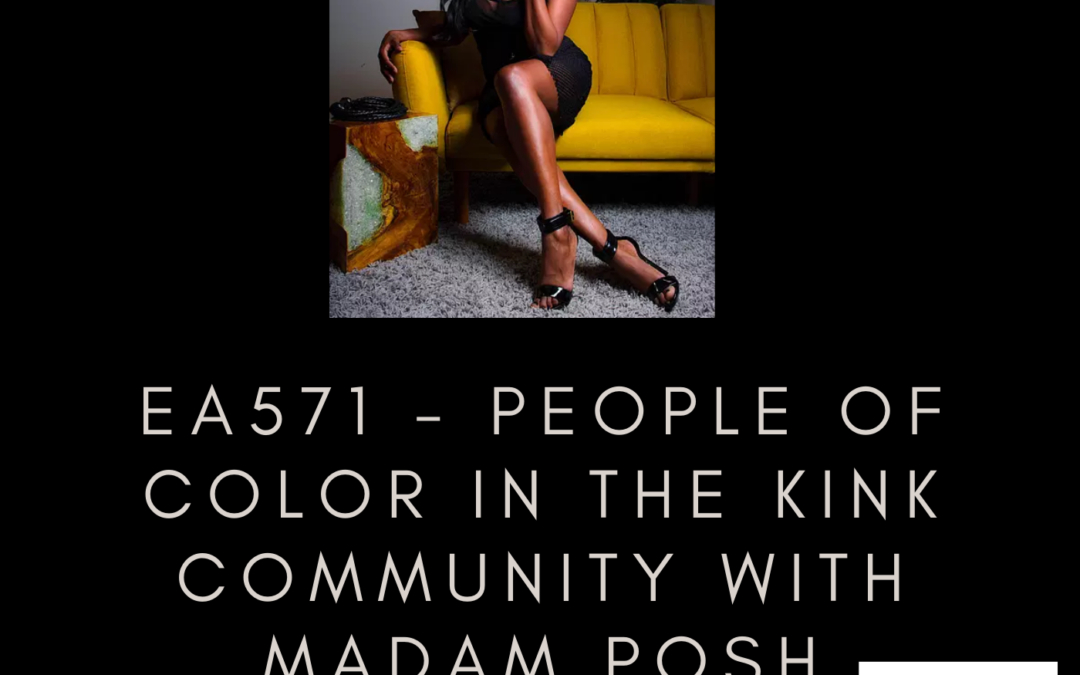 EA571 – People of Color in the Kink Community
